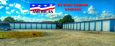 RV boat camper storage